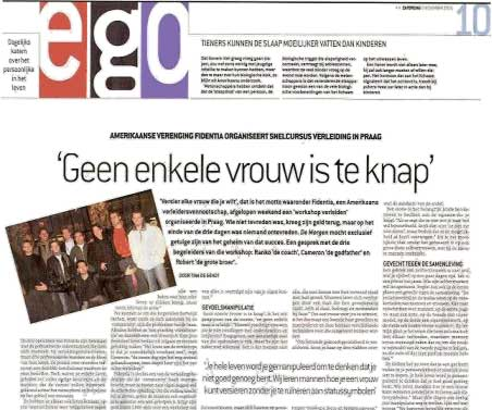 DeMorgen Newspaper